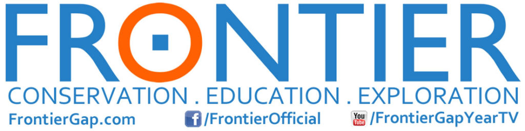 Frontier logo plus tag line and social (2) (2)