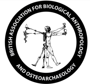 British Association of Biological Anthropology and Osteoarchaeology Logo