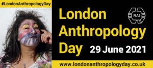 London Anthropology Day Logo